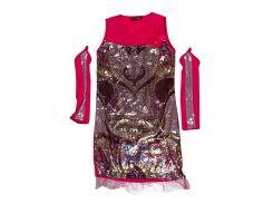 Платье Marions 158см розовый 8135
