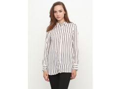 Блуза H&M 38 белый 4781255