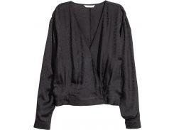 Блуза H&M 32 черный 5250965