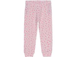 Брюки для сна H&M 92см светло розовый горох 62376581