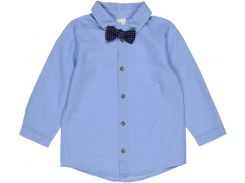 Рубашка H&M 98см голубой 6439878