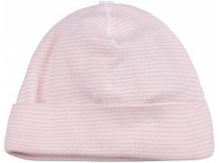 Шапка H&M 50см (34) бело розовый полоска 5910818