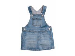 Сарафан H&M 92см голубой 5476187