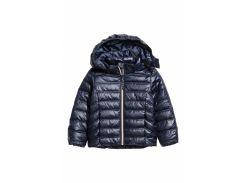 Куртка H&M 110см темно синий 75048456