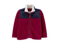 Куртка Carter's 2 года (88 93 см) бордовый 29276010