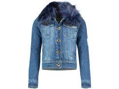 Джинсовая куртка Vingino 128см джинс 1715001
