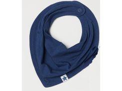 Косынка H&M One Size синий 6321518