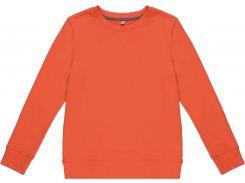 Свитшот H&M 134 140см оранжевый 2105400