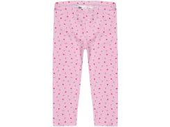 Леггинсы для сна H&M 134 140см розовый яблочки 563874