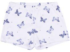 Шорты для сна H&M 110 116см белый бабочки 52497991