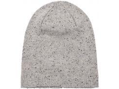 Шапка H&M One Size серый мергель 413170