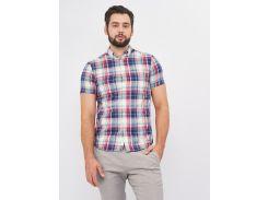 Рубашка H&M S комбинированный клетка 29112447081