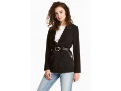 Жакет H&M 42 черный 24025061475