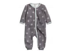 Пижама H&M 50см серый 94279486