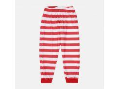 Карнавальные брюки H&M 110 116см красный полоска 70478442502