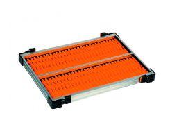 Модуль с мотовилами Rive Casier 30 F2 Anodise Alu Orange 60