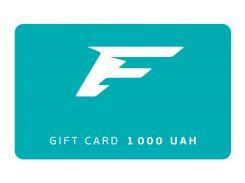 Подарочный сертификат Flagman 1000 грн