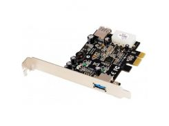 STlab PCI-E to USB3.0 NEC 2 ports (U-720)