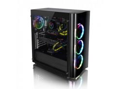 Thermaltake View 22 Tempered Glass Edition Window без БП (CA-1J3-00M1WN-00) Black