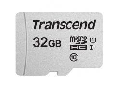 Transcend microSDHC 32GB Class 10 UHS-I (без адаптера) (TS32GUSD300S)