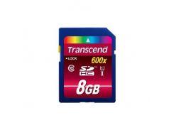 Transcend SDHC 8GB Class 10 UHS-I Ultimate 600X (TS8GSDHC10U1)