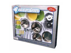 Игровой набор CHAMPION Кухонный набор из нержавеющей стали (CH2021SSP)