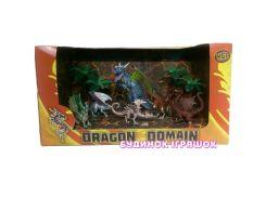 Игровой набор HGL Волшебные драконы; серия А (SV11711)