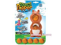 Игровая фигурка Стреляющий зверек Белка Squeeze Popper (54450)
