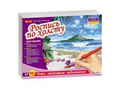 Раскраска по номерам на холсте Creative Тропический рай (15129032Р)