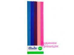 Набор стержней для 3D-ручки 3Doodler Create Глубокий цвет 24 шт (PL-MIX9)