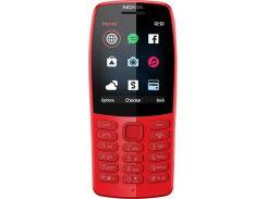 Nokia 210 Dual Sim Red (16OTRR01A01)