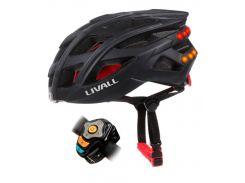 Умный шлем Livall Bling Helmet BH60 (Black) + Контроллер Livall Bling Jet BJ100