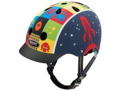 Детский шлем Nutcase Little Nutty Space Cadet Matte Street HELMET XS