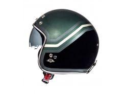 Мотошлем MT helmets Le-Mans Trio (Black Green) S