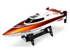 Катер на р/у Fei Lun High Speed Boat 2.4GHz (FT009) Оранжевый