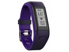 Фитнес-трекер Garmin Vivosmart HR+ Regular Purple (010-01955-43)