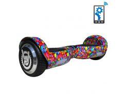 Гироборд Like.Bike X6i (color drops)