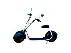 Электроскутер Like.Bike SEEV City+ (White)