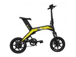 Электровелосипед Like.Bike Neo (Gray/Yellow)