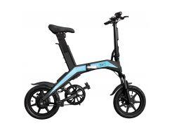 Электровелосипед Like.Bike Neo + (Gray/Blue)