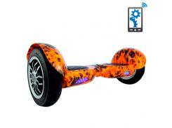 Гироборд Like.Bike X10i (wild fire)