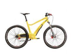 Электровелосипед Myneox Crosser (yellow)
