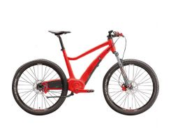 Электровелосипед Myneox Crosser (red)