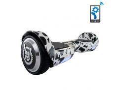 Гироборд Like.Bike X6i (dalmatians)