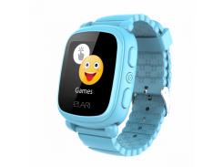 Детский телефон-часы с GPS трекером Elari KidPhone 2 (Blue) KP-2Bl