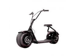 Электроскутер Like.Bike SEEV (Black)
