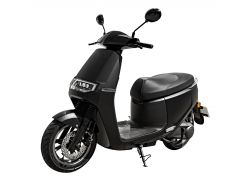 Электроскутер Ecooter E2L (Black)