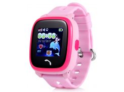 Смарт-часы KIDS GO GW400S without wifi (Pink) GW400SP
