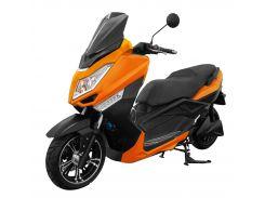 Электроскутер Like.Bike Maxi (Orange)