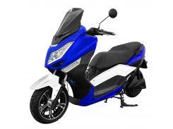 Электроскутер Like.Bike Maxi (Blue)